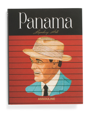 Panama Legendary Hats