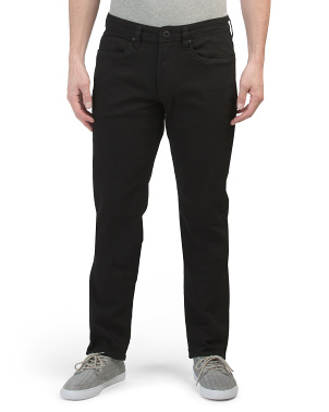 Evan Slim Straight Jeans