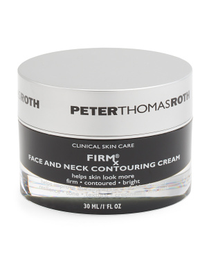 1oz Firmx Face And Neck Contouring Cream