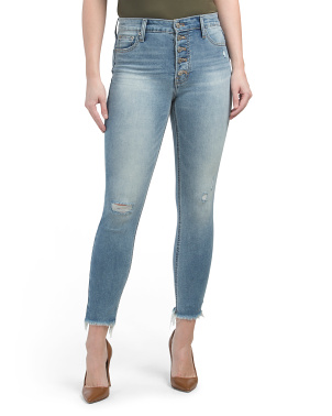 Bridgette High Waisted Skinny Jeans