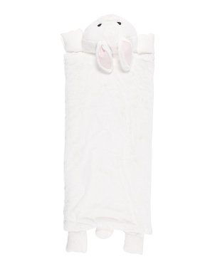 Bunny Plush Sleeping Bag