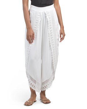 Crotchet Beach Pants