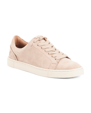 Fashion Suede Sneakers