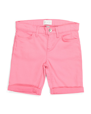 Girls Skimmer Shorts