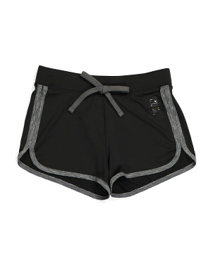 Girls Performance Dolphin Shorts