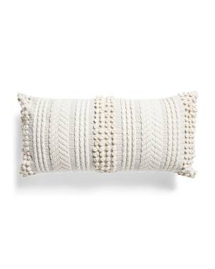 14x28 Jersey Loop Pillow