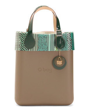 Made In Italy Chic Tote