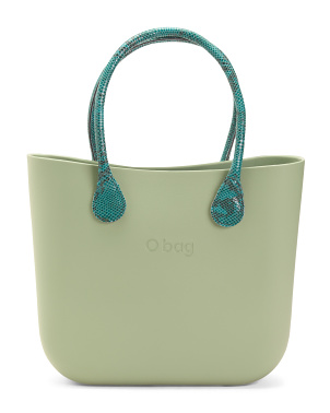 Made In Italy Salvia Tote