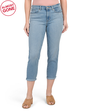 Classic Cropped Forever Light Jeans