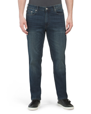 Indigenous  Slim Straight Jeans