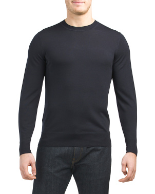 Regal Merino Wool Sweater