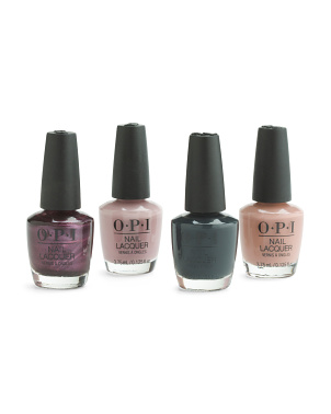 Scotland Collection Nail Lacquer Mini Pack