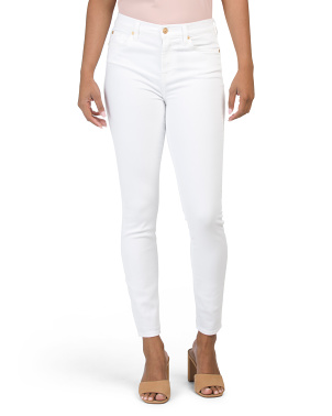 High Rise Gwenevere Skinny Jeans