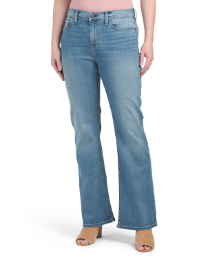 Drew Midrise Bootcut Jeans