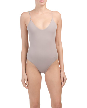 Made In Usa Lilli Ecolux One-piece Swimsuit