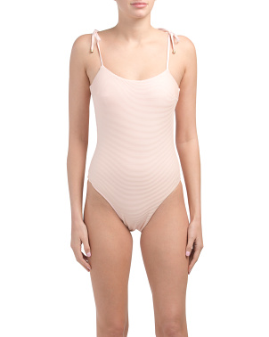 Made In Usa Valentina Biorib One-piece Swimsuit
