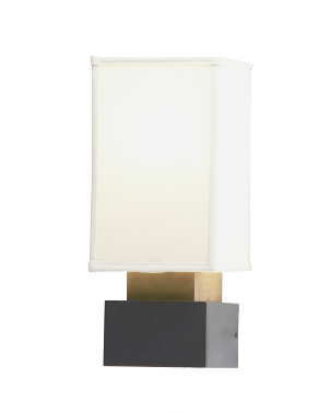 Chelsea Sconce With Linen Shade