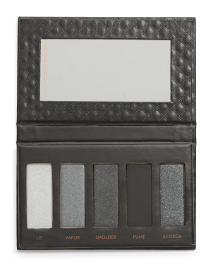 Eclissare Color Eclipse 5 Shades Of Sultry Eyeshadow