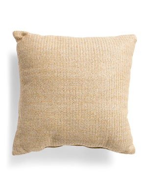 20x20 Indoor Outdoor Natural Fiber Pillow