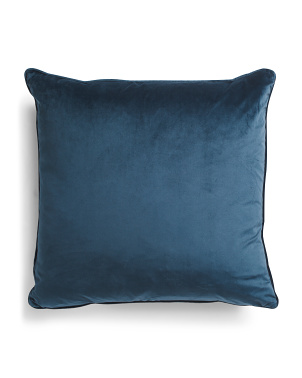 24x24 Oversized Luxury Velvet Pillow