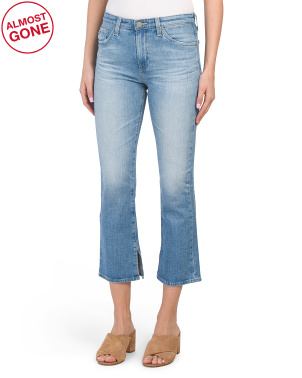 Made In Usa Jodi High Rise Slim Flare Jeans