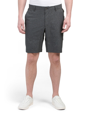 Showdown Tapered Shorts