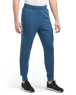 Sport Style Graphic Joggers