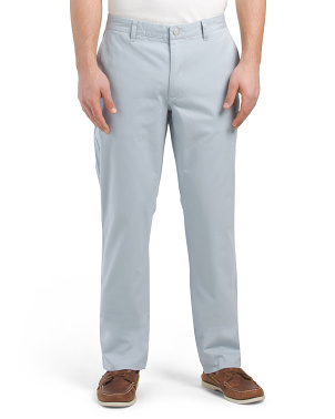 Stretch Washed Slim Fit Chinos