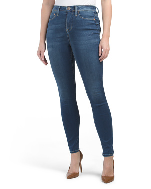 Skinny Fit Ultra High Rise Jean Leggings