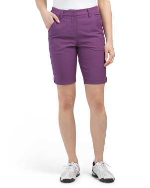 Pounce Golf Bermuda Shorts
