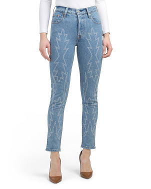 Juniors 501  Skinny Del Norte Jeans