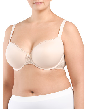 Full Figure Sophia T Shirt Bra