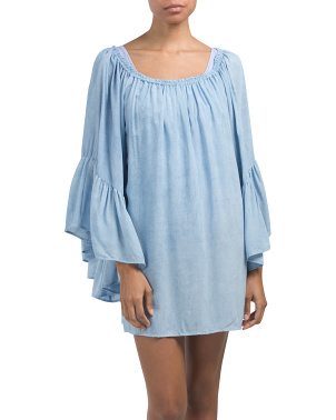 Made In Usa Boho Cover-up
