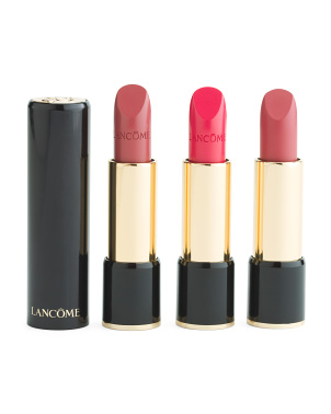 L'absolue Rouge Lipstick Trio Set
