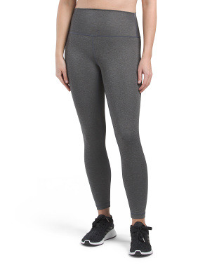 High Waist Ankle Leggings