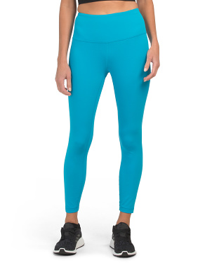 High Waist Interlink Ankle Leggings
