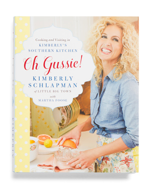 Oh Gussie Cookbook