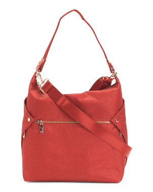 Pocket  Shoulder Strap And Adjustable Crossbody