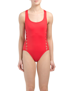 Tied & True One-piece Swimsuit