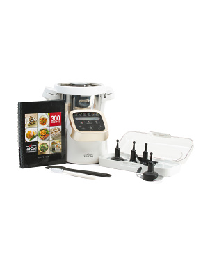 Made In France 4.7qt Prep & Cooking Food Processor