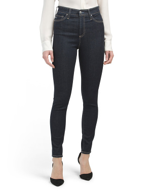 Mila Super High Rise Skinny Ankle Jeans