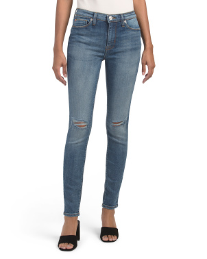 Blair High Waist Skinny Jeans