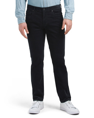 5 Pocket Stretch Corduroy Pants
