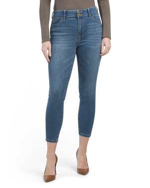 Petite High Waist Comfort Fit Jeans