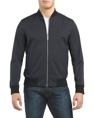 Brant Stretch Ripstop Bomber Jacket
