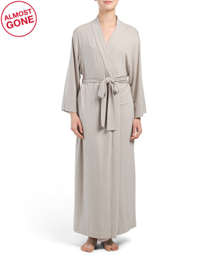 Essentials Long Robe