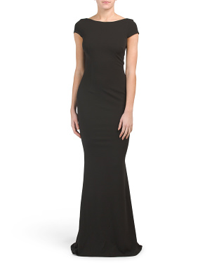 Made In Usa Intrigue Gown