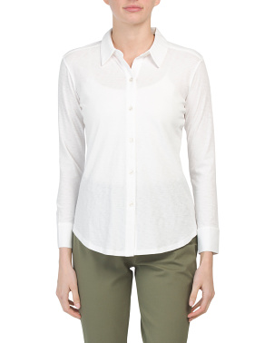 Pima Cotton Riduro Shirt