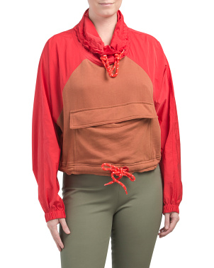 Lightweight String Neck Top