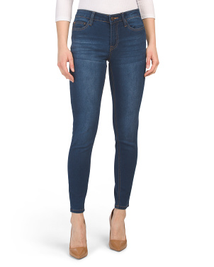 5 Pocket Booty Lifting Skinny Jeans
